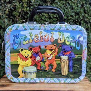 Vintage Grateful Dead 1998 Lunch Box
